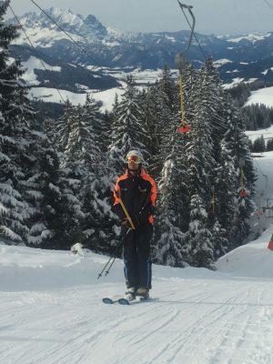 austria ski patrol